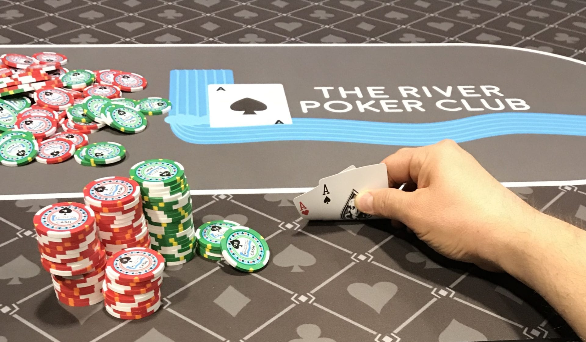 THE RIVER POKER CLUB